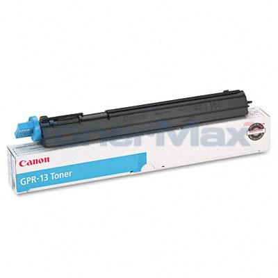 CANON GPR-13 TONER CYAN
